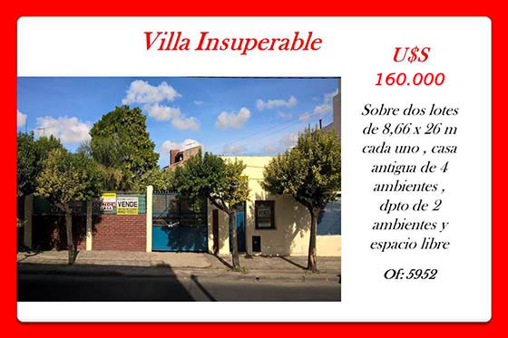 Villa Insuperable
